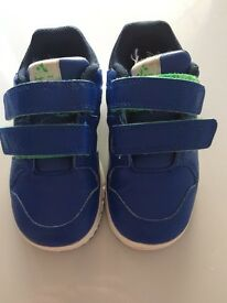 Various kids shoes (nike, clarks, Adidas)