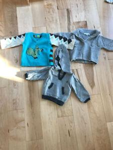 Vêtements garçon 6 mois Jacadi, Cyrillus, DPAM