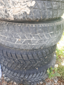 Hankook snow tires