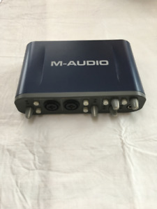 M-Audio Fast Track Pro [9.5/10 Condition]
