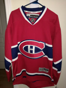 Canadian Hab jersey, brand new, never been worn