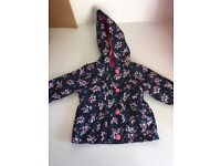 Raincoat (fleece lined- aged 0-3 months)
