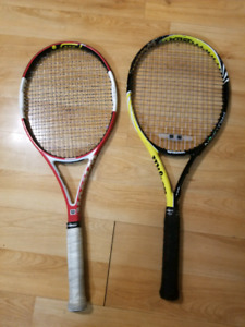 Wilson Tennis Rackets for Sale - great quality