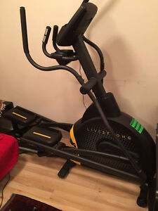 Elliptical LS8.0E LIVESTRONG By Johnson