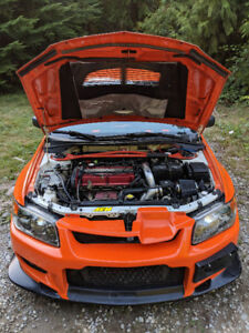 2006 Mitsubishi Lancer Evolution MR Edition Sedan