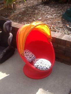 Kids Egg chair Para Hills Salisbury Area Preview