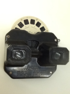 View-Master with The Monkees,Addam's Family,Star Trek etc