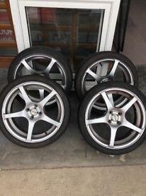 17 inch Alloy Wheels!!