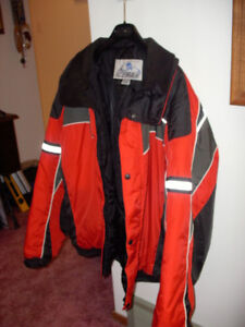 Winter Snow Mobile/ Cold Weather Jacket and Coveralls