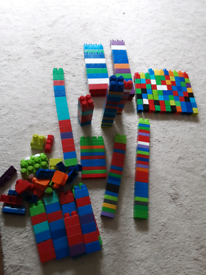 LEGO LARGE BLOCK 294 pieces