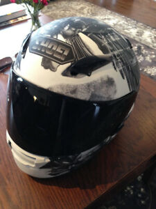 Mint Shoei motorcycle helmet RF1100