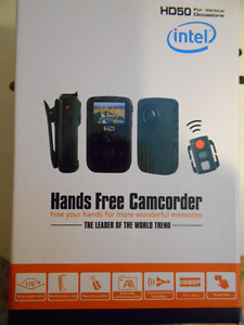 FS: HD Hands Free Camcorder
