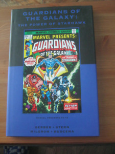 Marvel Premiere Classic Guardians of the Galaxy - Starhawk