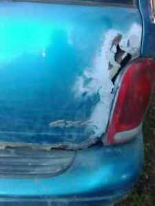 Auto body repair + rust removal + small mechanics. Edmonton Edmonton Area image 1
