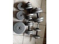 Set of weights