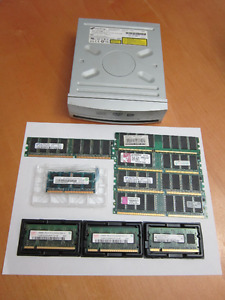 PC&Laptop Ram And DVD Rom Drive