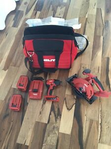 Kit outils a batterie hilti sid 18-a