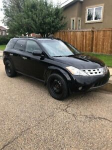 2004 Nissan Murano SE AWD SUV Clean 2 Sets Of Wheels!