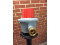 Adaptor for Spanish gas bottle.