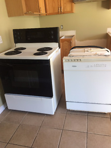 DISHWASHER WORKING CONDITION FOR 125 DOLLARS