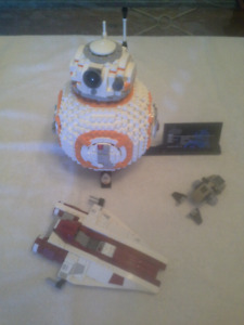 More Star Wars lego