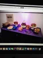 50$ for my candy bar items!!