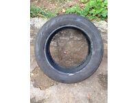 Firestone TZ300 part worn tyre 205/55/R16 91W