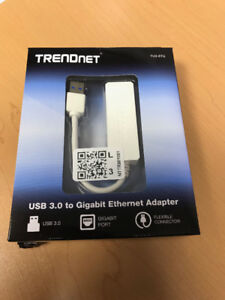 Selling USB to Ethernet Adapter Brand New