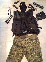 Airsoft Gear (Complete Uniform)