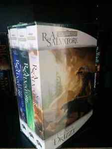 Used and New Fantasy books/series for sale
