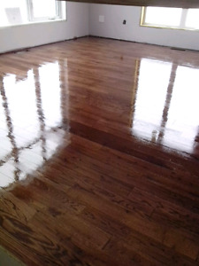 Hardwood flooring, ,refinishing and installation, ,recoat and re