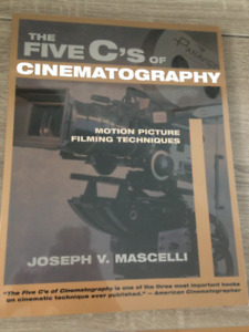The 5 C's of Cinematography by J. Mascelli