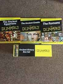 Dummies guide to ancient history