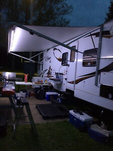 2011 Keystone Cougar 29.6 Foot BunkHouse