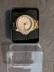 Used Rosegold fossil watch