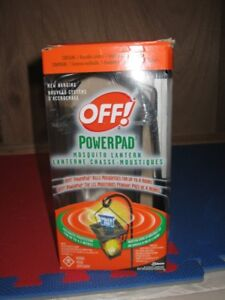 BRAND NEW - NEVER USED - CONTROL MOSQUITOS - GREAT GIFT