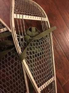Canadian Military snowshoes