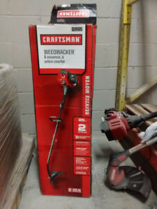 CRAFTSMAN WEED EATER LOT 7 WEED EATER