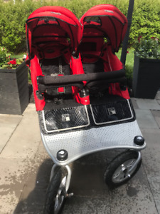 Great Valco Double Stroller