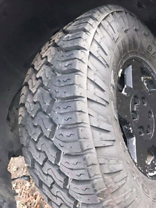 Toyo open country ct 35x12.5r17