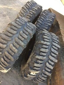 38.5 x15r15s set of 4 bogger tires