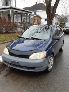 2002 Toyota Echo - Repair or Parts