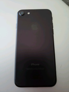 iPhone 7 - Great Condition - Through Eastlink