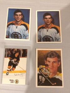 Bobby Orr Card Lot