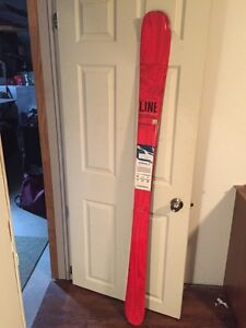 Line Skis and Marker Bindings - NEW