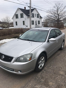 LOW KILO 2006 Nissan Altima 2.5SL NEGOCIABLE