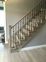 Tired of your carpeted stairs?