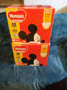 Diapers Size 1 *Brand New* Still in the box.