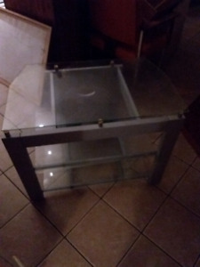 Nice tv stand glass