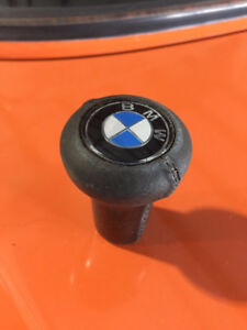 BMW Classic Vintage Shift Knob CS Coupe 2002 Bavaria Neue Klasse